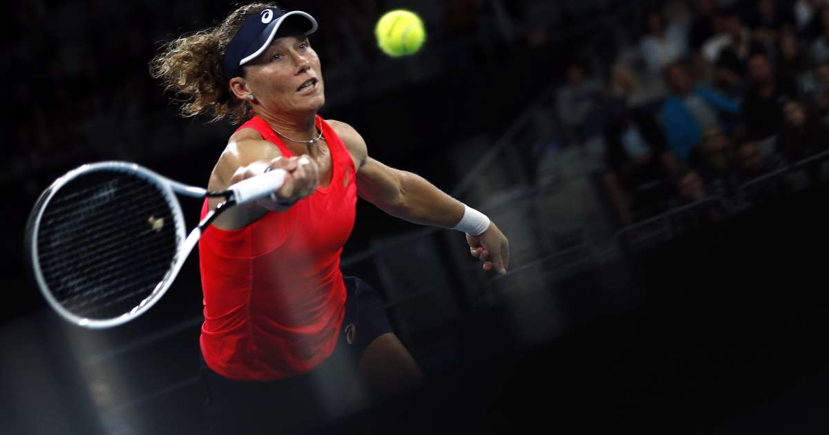New mum Stosur to skip rest of 2020 but vows.img