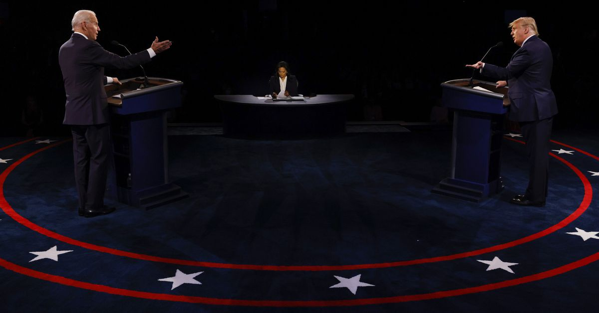 Students can learn a lot from presidential debates. Not this year.