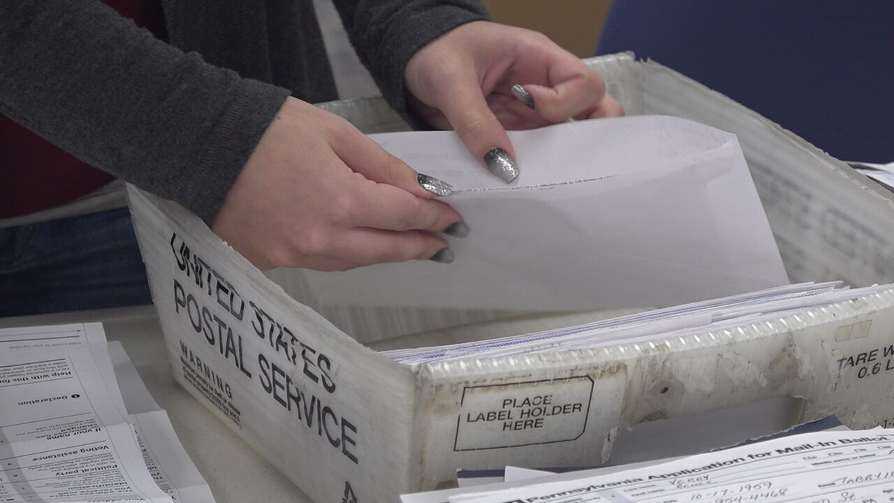 Supreme Court allows North Carolina to extend deadline for receiving absentee ballots to 9 days after election