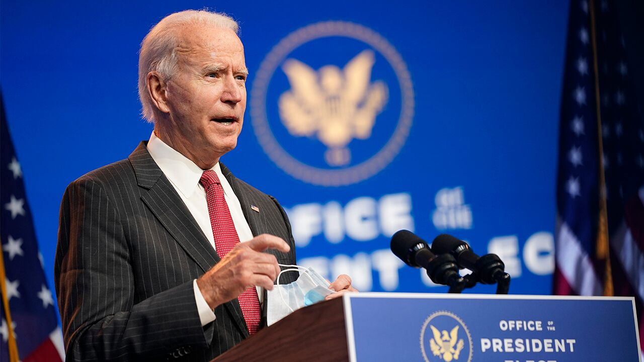 Biden transition team leans on left-wing groups for staff: report