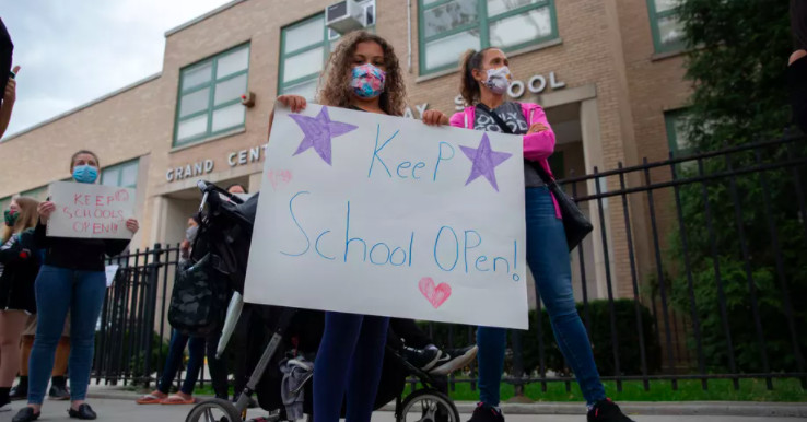Parents from long-shuttered NYC schools warn: Get ready for tears and stress