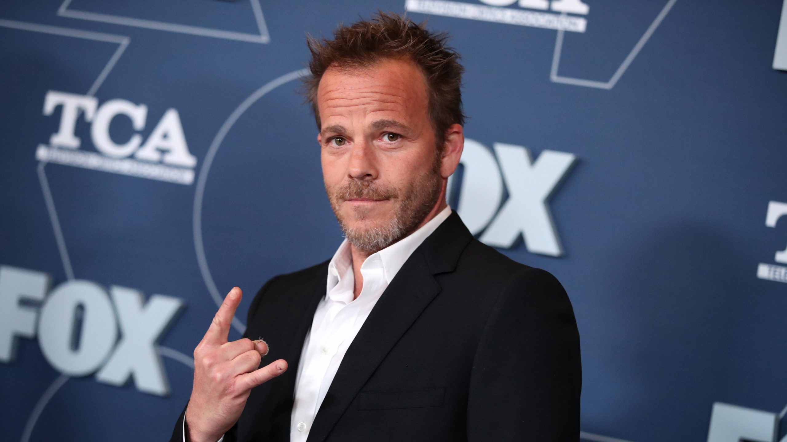Stephen Dorff on how he's stayed grounded in Hollywood amid early fame and success