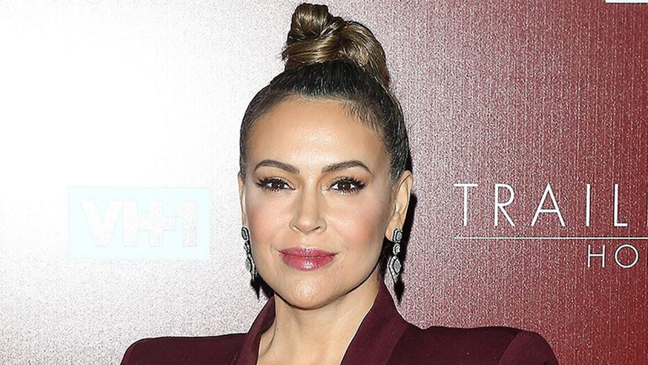 Alyssa Milano criticized on social media after tweet that masks 'will protect you more than an AR-15'
