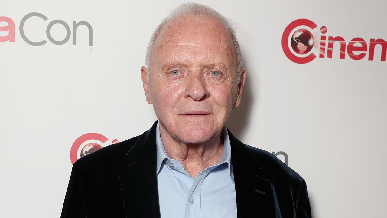 Anthony Hopkins celebrates 45 years of sobriety, recalls almost 'drinking myself to death'
