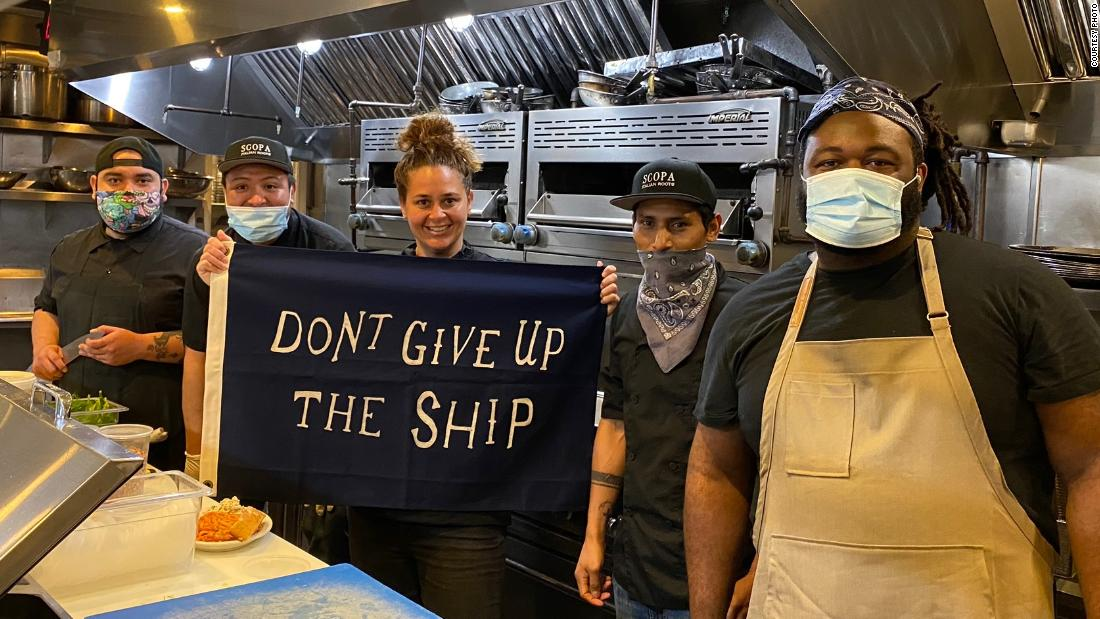 Documentary puts spotlight on restaurant owners' pandemic plights