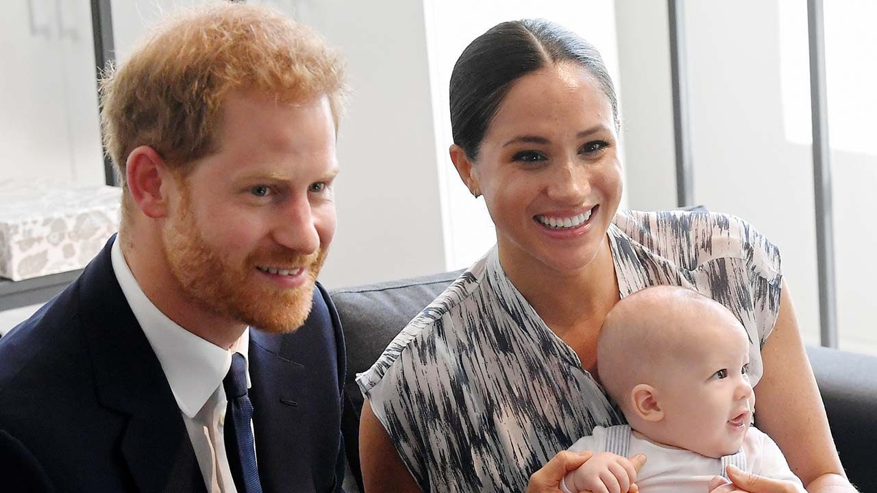 Meghan Markle, Prince Harry release first podcast episode featuring son Archie