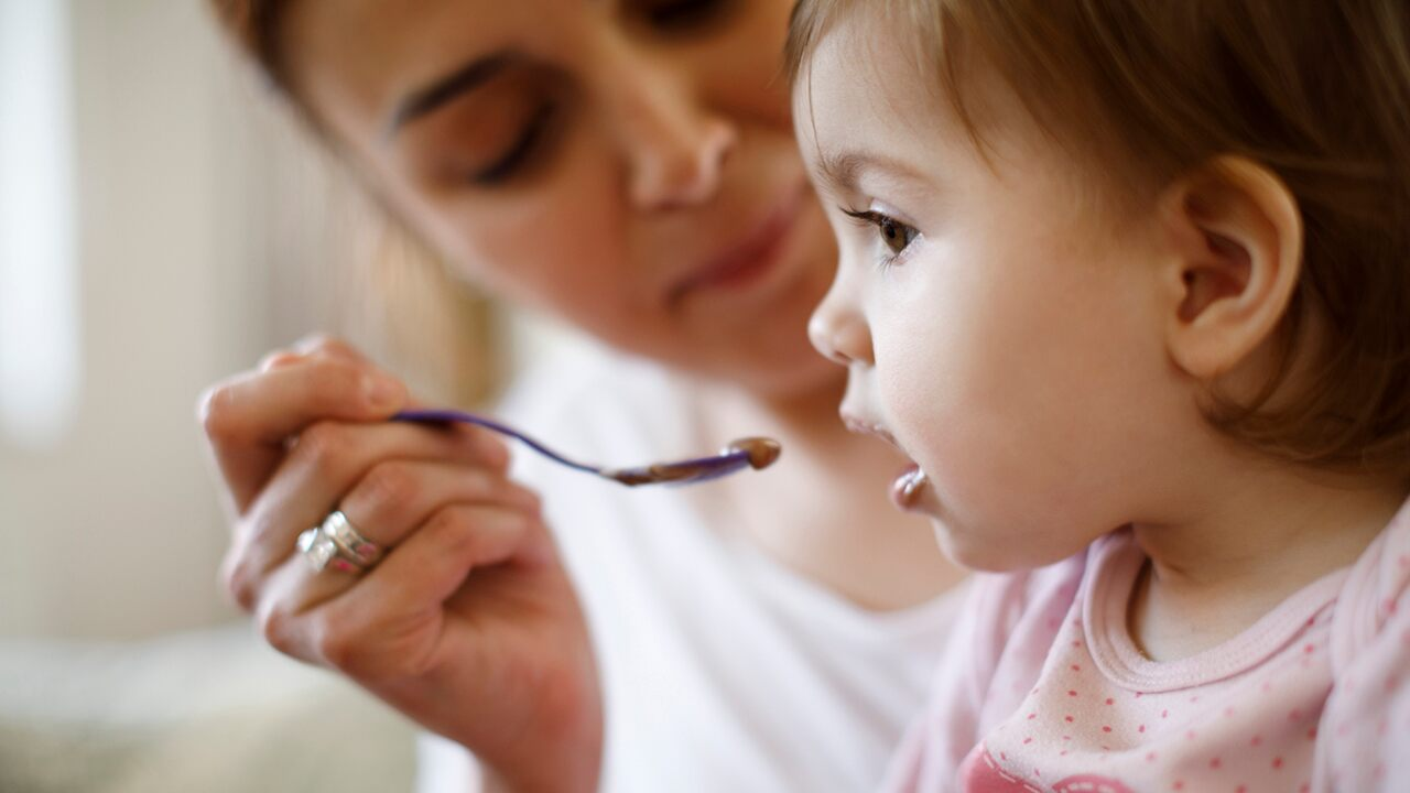 New US dietary guidelines: No candy, cake for kids under 2