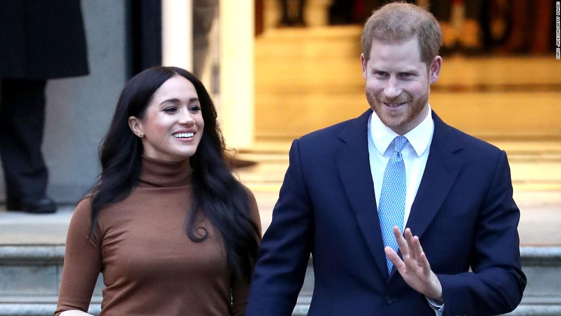 Prince Harry and Meghan Markle drop a new holiday podcast and declare 'love wins'