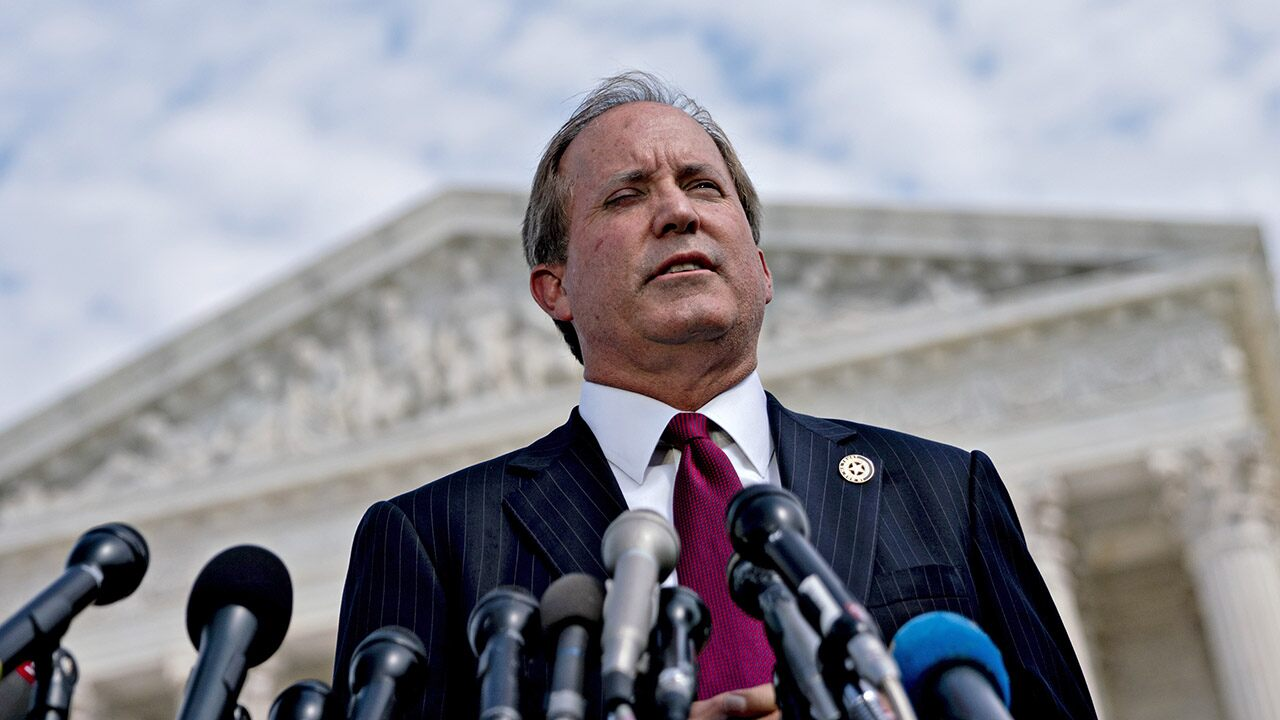 Texas AG Paxton questions Supreme Court ruling, says 'this was our only chance'
