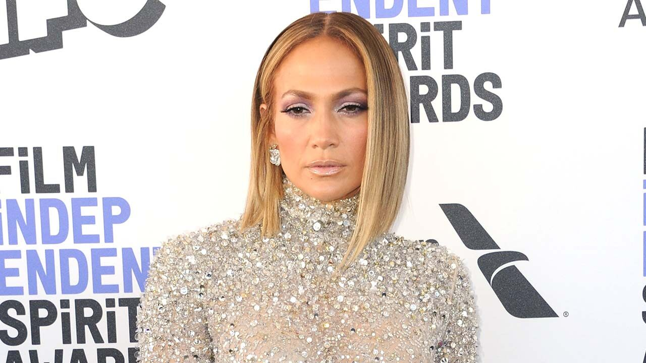 Jennifer Lopez gives off princess vibes in stunning blue gown: 'Let's go!!!!'