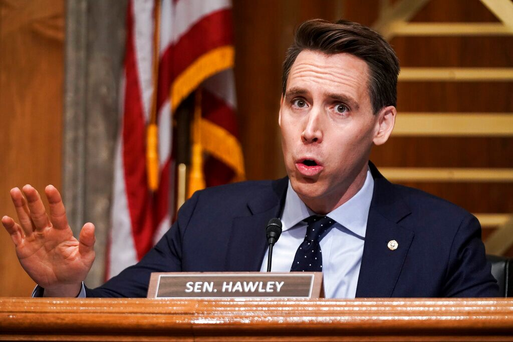 LIVE UPDATES: Hawley's opposition to Biden win different than Boxer's 2004 fight, she says