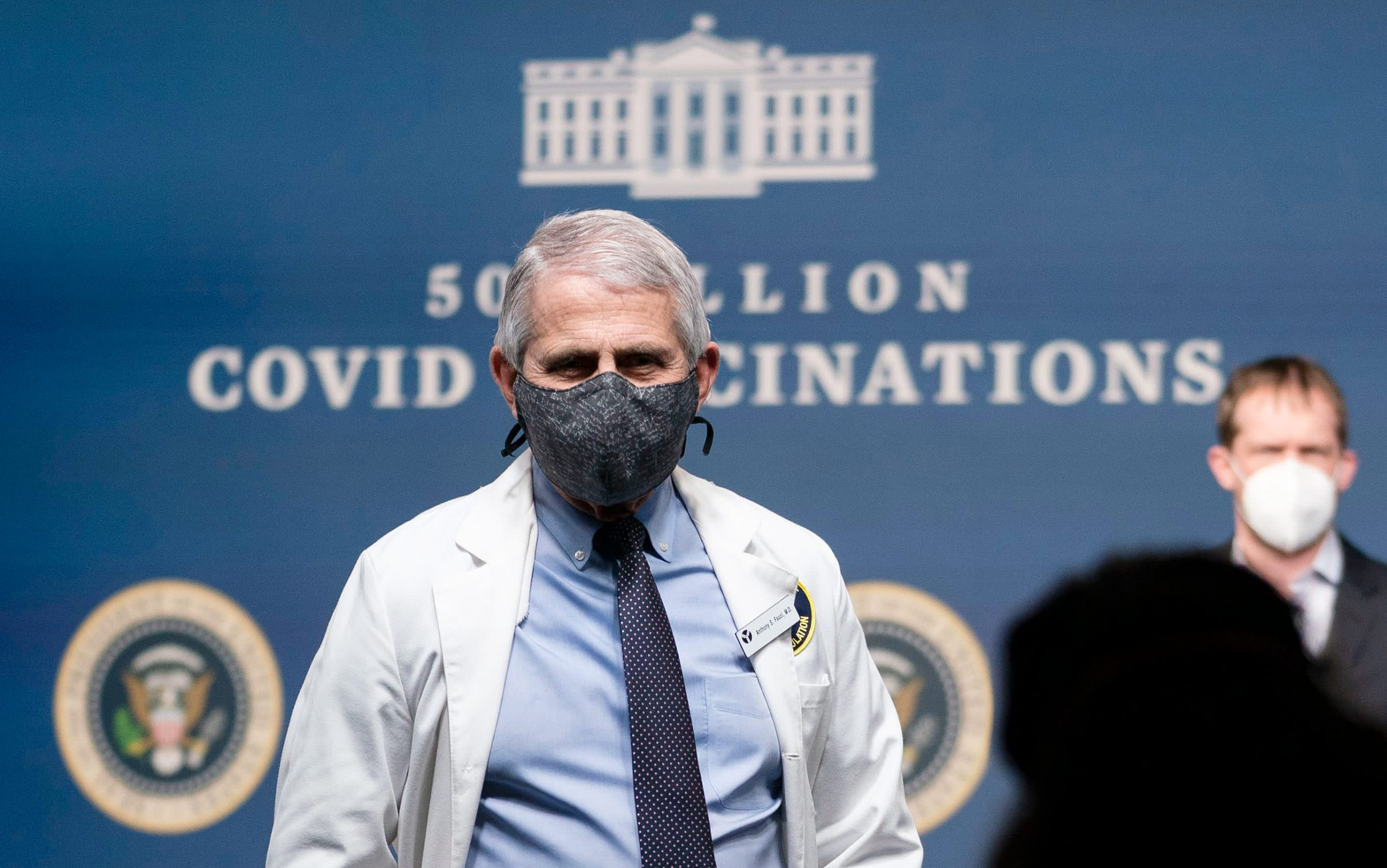 Biden Covid team holds briefing as more states lift pandemic restrictions