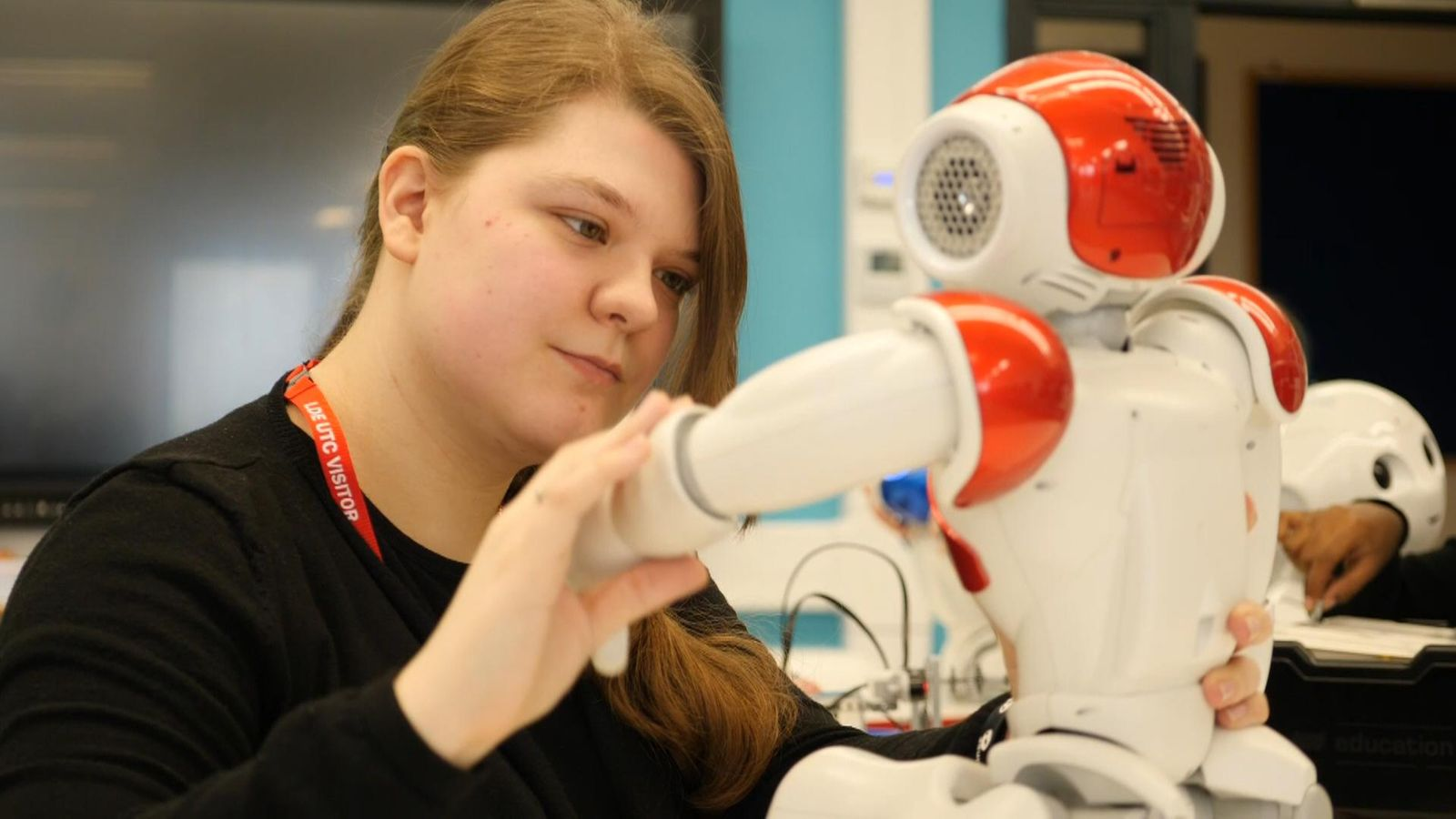 Female experts fighting the pandemic hope to inspire new generation of young women STEM