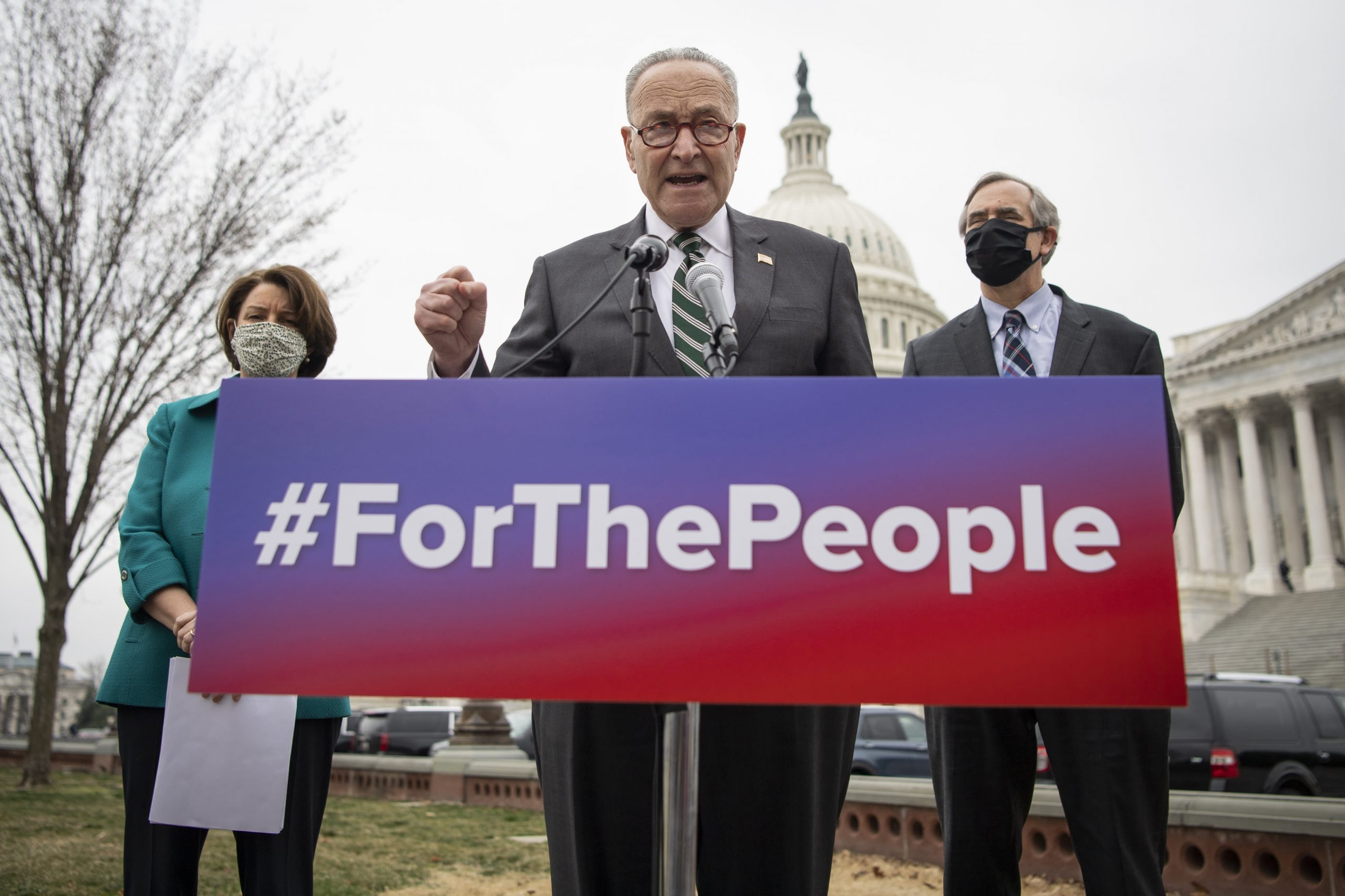 'Everything is on the table' to pass voting rights bill in Senate