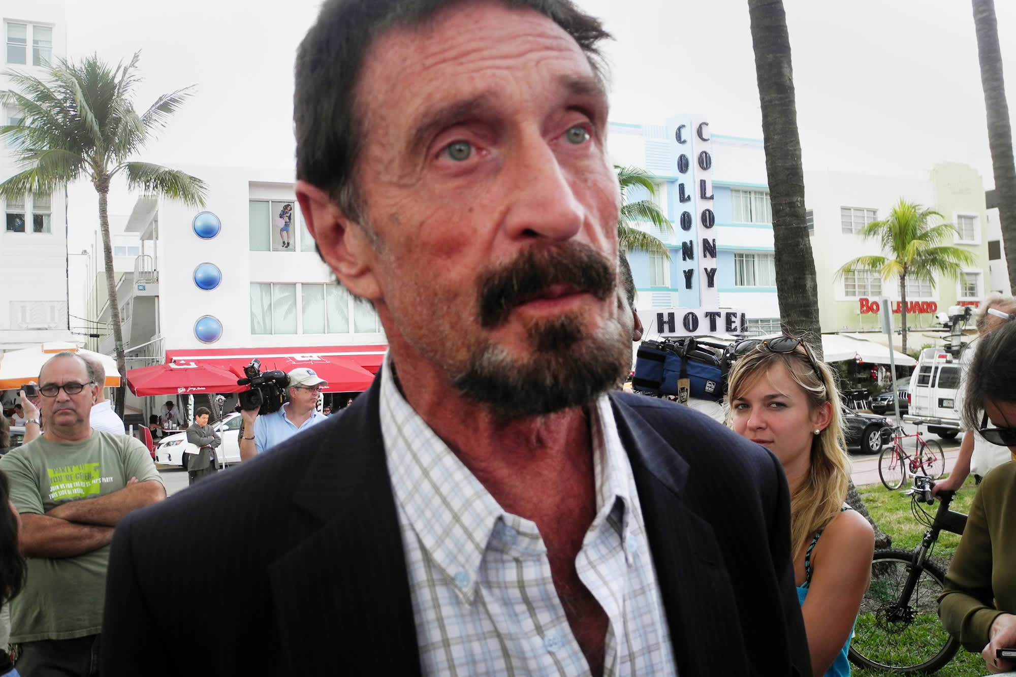 John McAfee indicted on cryptocurrency fraud charges