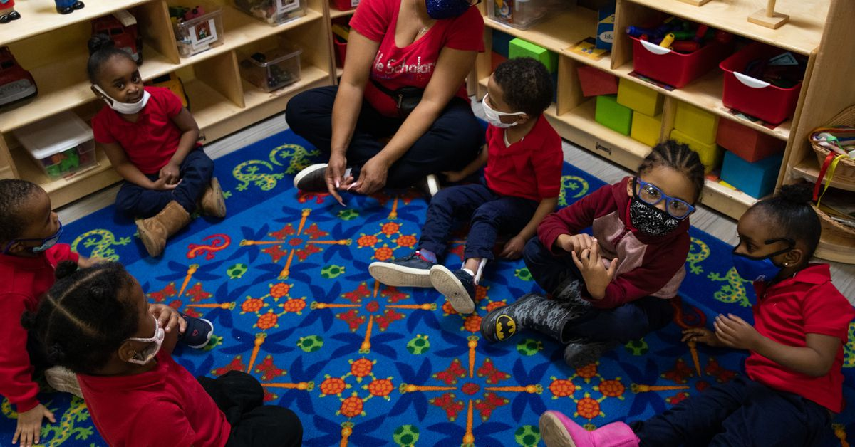 Illinois will spend another $140 million to stabilize its daycares