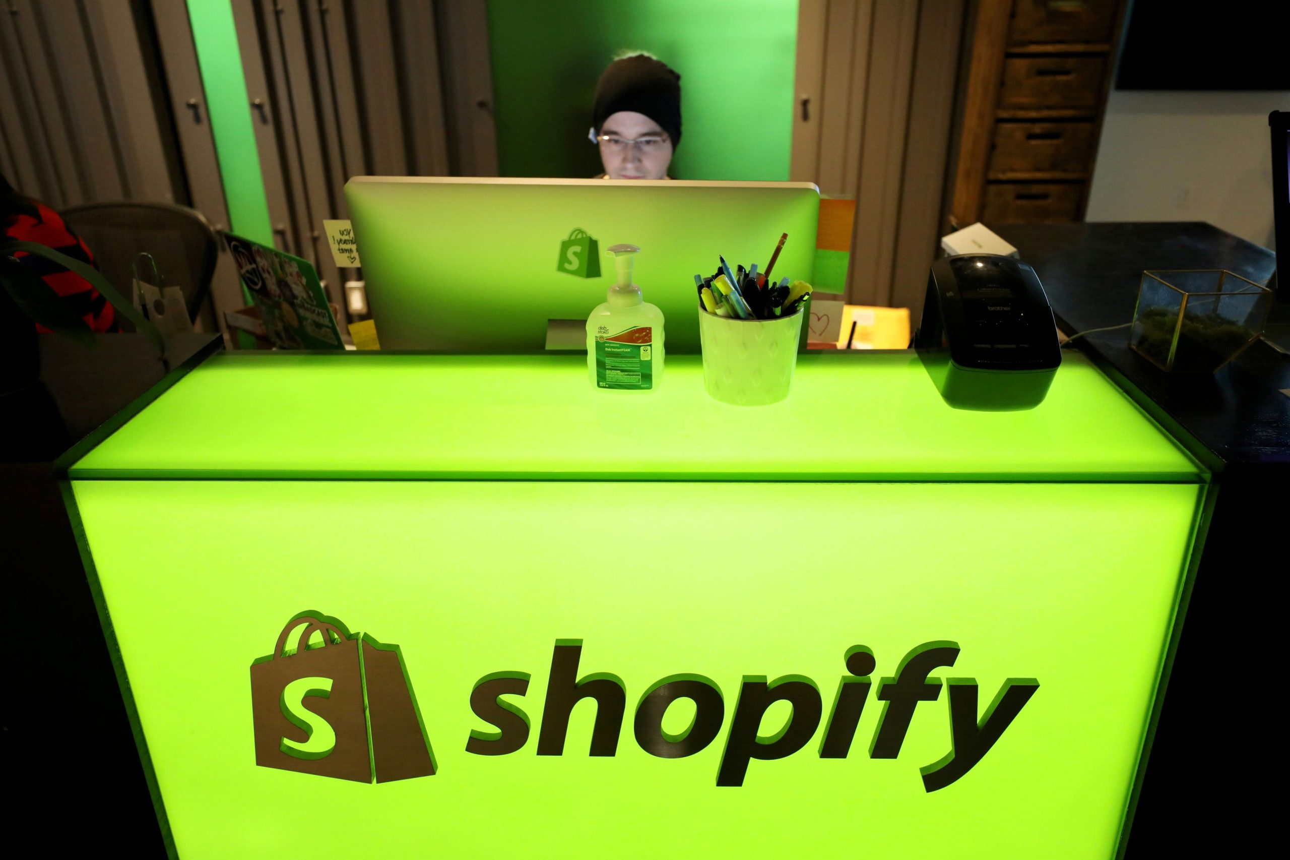 Shopify surges after e-commerce boom fuels big earnings beat