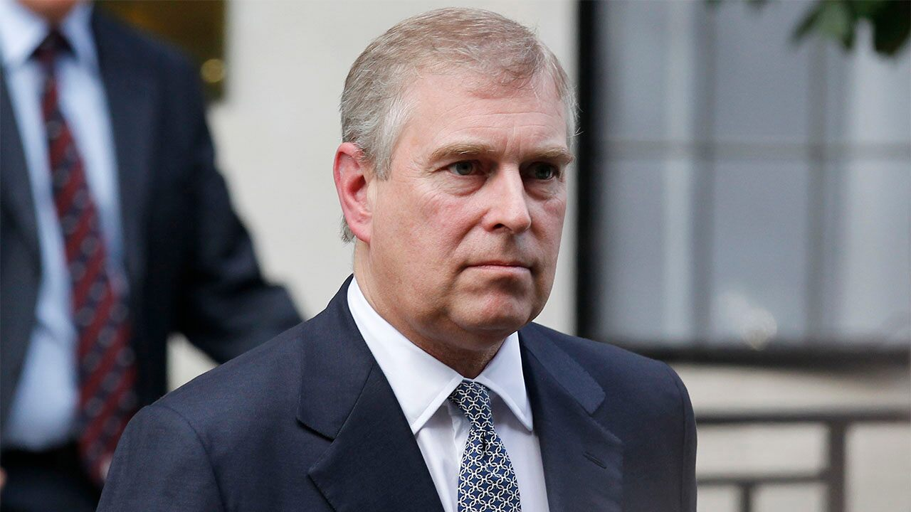 2 alleged trespassers arrested near Prince Andrew's Royal Lodge residence after police received report