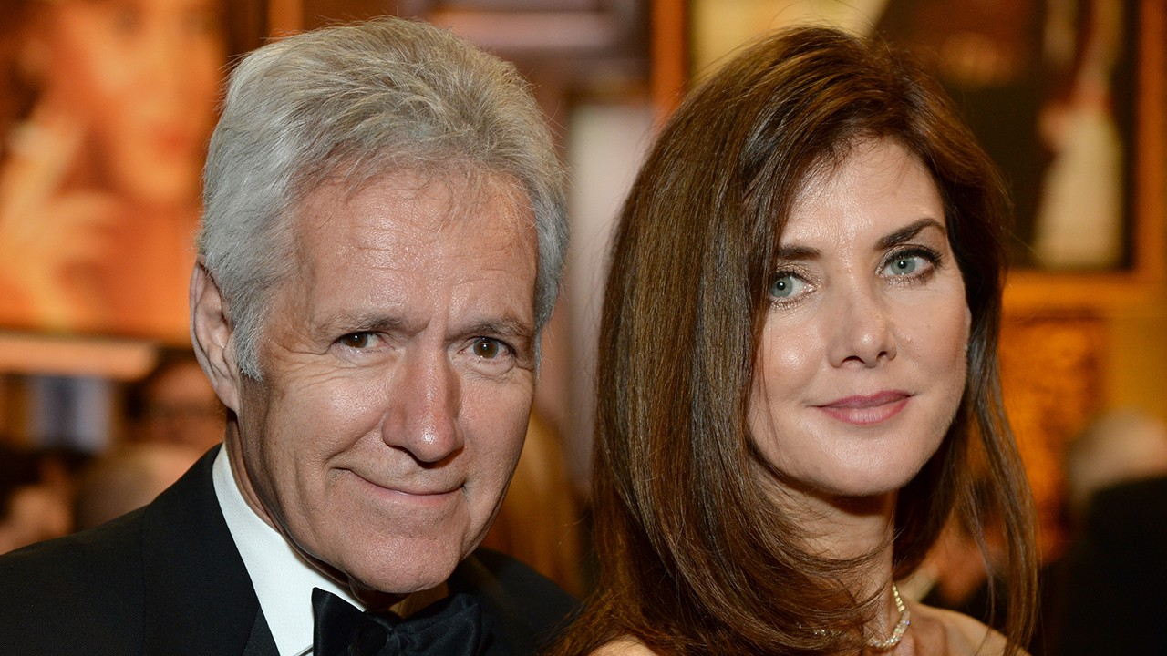 Alex Trebek's widow Jean says hosting 'Jeopardy!' helped keep him alive while fighting his pancreatic cancer