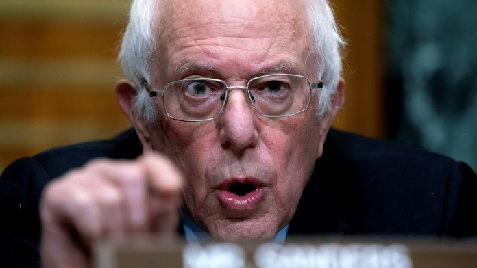 Bernie Sanders says US should revisit foreign aid to Israel, part of which funds Iron Dome defense system