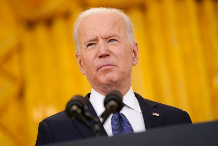 Biden says expect good news in next 24 hours