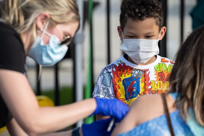 CDC panel endorses for use in kids 12 to 15
