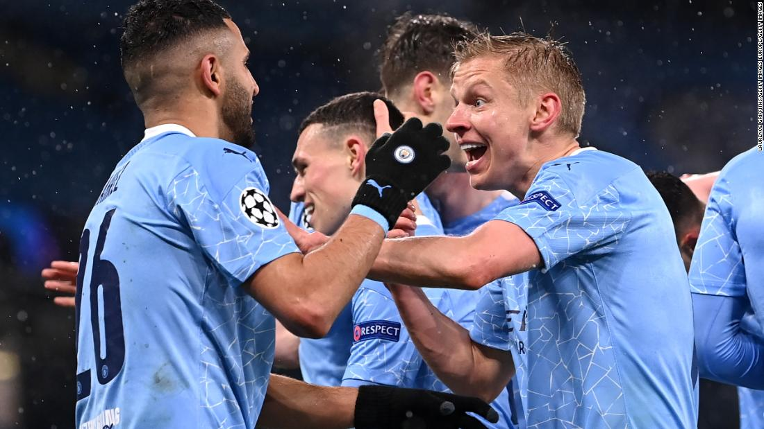 Champions League: Manchester City reaches first final after beating PSG