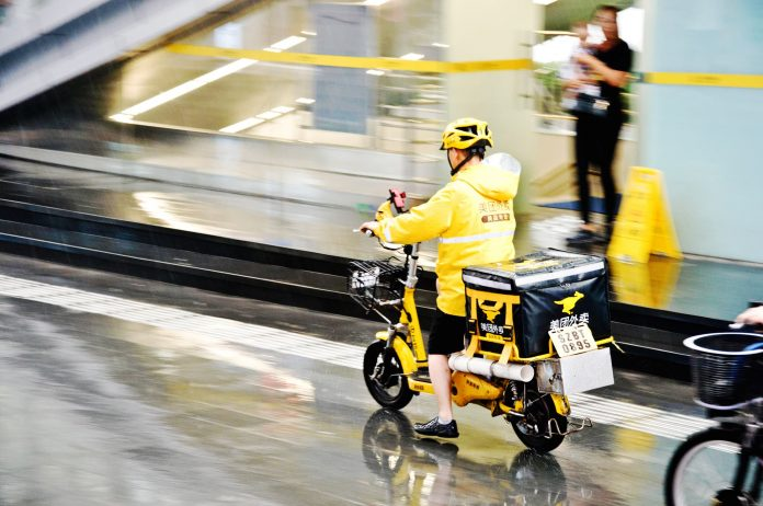 China tech crackdown turns to the food delivery giant