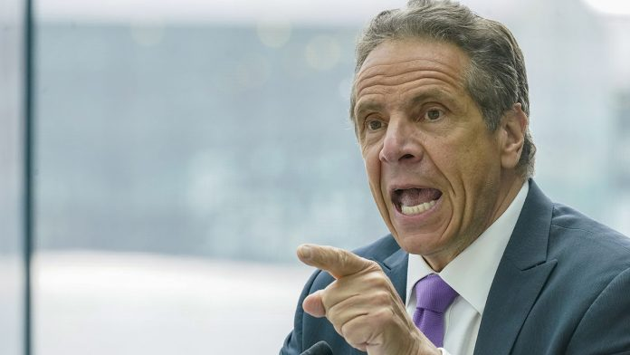 Cuomo dismisses question about signing $5M book deal while New Yorkers died: 'That's stupid'