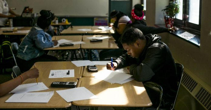 Detroit school board reschedules meeting where it will decide on suspending in-person learning