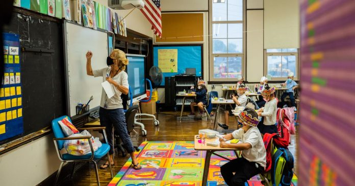 Detroit students can return to face-to-face instruction May 24