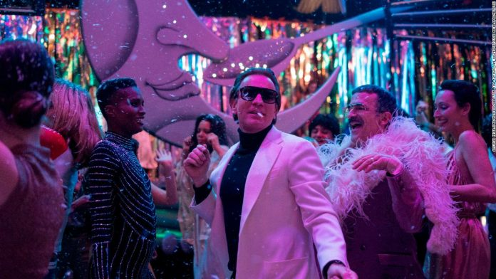 'Halston' review: Ewan McGregor portrays the fashion icon in Ryan Murphy's ode to the excess of his era
