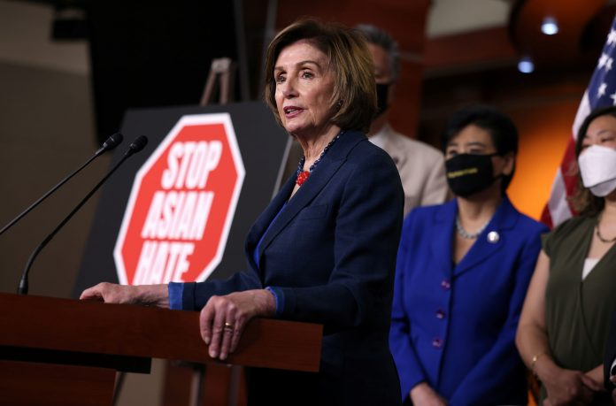 House to pass bill to curb hate crimes against Asian Americans