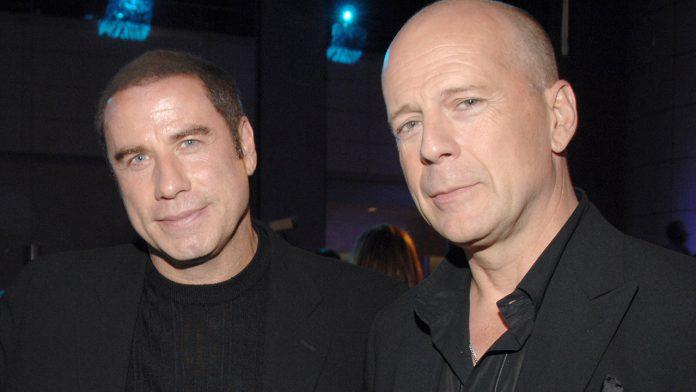 John Travolta, Bruce Willis set to star together in 'Paradise City' 27 years after 'Pulp Fiction'