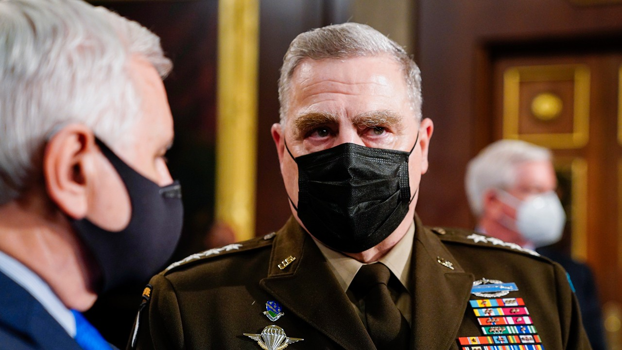 Joint Chiefs Chair Milley willing to consider changing military sexual assault policy