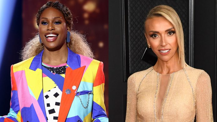 Laverne Cox replaces Giuliana Rancic after her exit from E! red carpet coverage