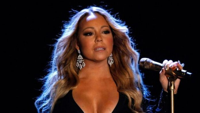 Mariah Carey shares her 'sad attempt at the Rachel hairdo' from 'Friends'