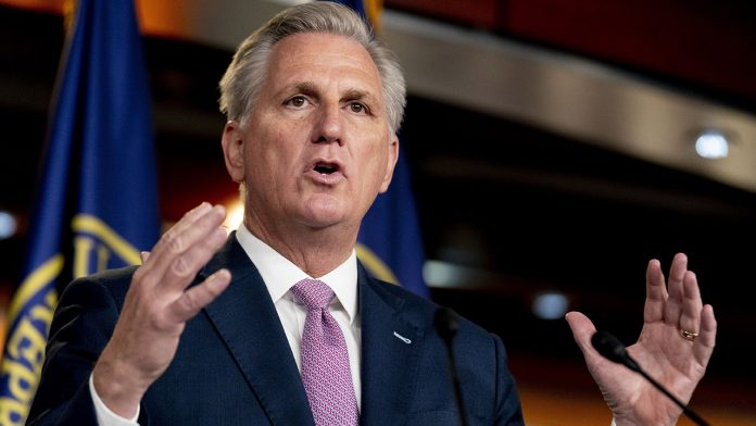 McCarthy says Israel has right to defend itself amid deadly unrest