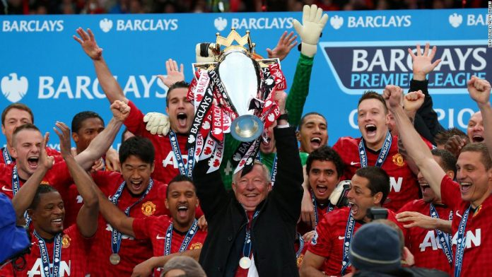'Never Give In': An intimate look at Sir Alex Ferguson
