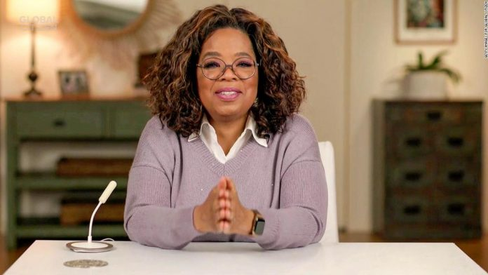 Oprah reveals the 'inappropriate question' she once asked and regrets