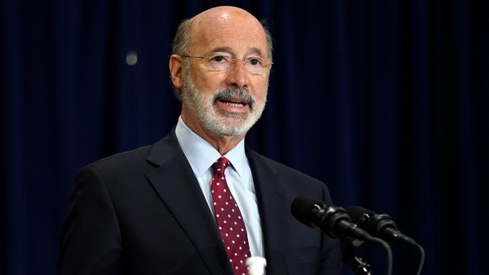 Pennsylvania state troopers union demands Gov. Tom Wolf apologize for remarks