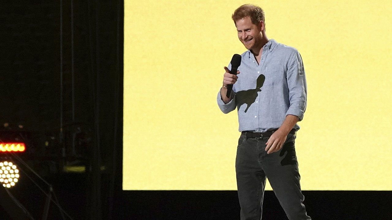 Prince Harry condemned vaccine misinformation during massive concert event in California