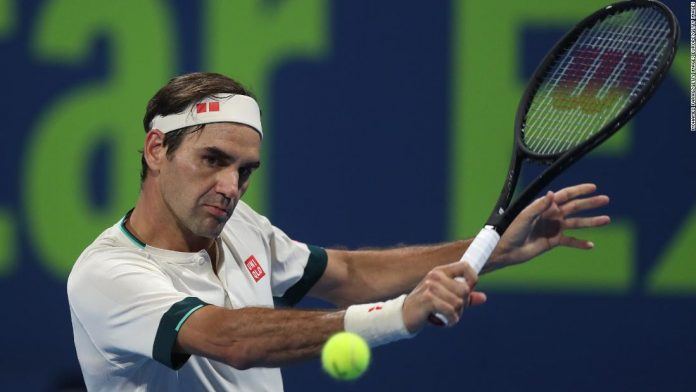 Roger Federer calls for end to Tokyo Olympics uncertainty