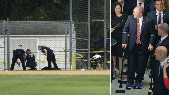 Scalise, GOP lawmakers demand to know why FBI designated baseball shooting 'suicide by cop'