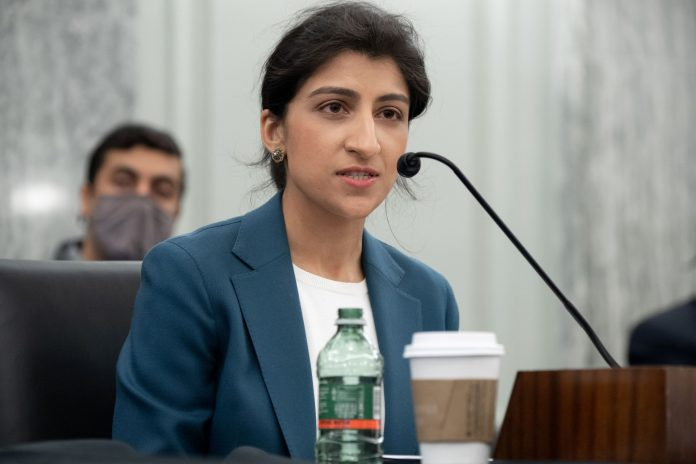 Senate committee advances nomination of Lina Khan to the FTC