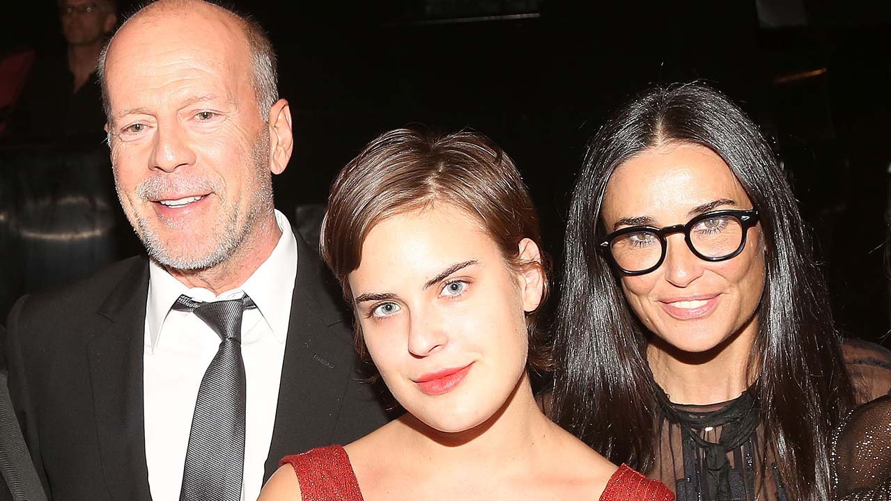Tallulah Willis, daughter to Demi Moore and Bruce Willis, announces engagement