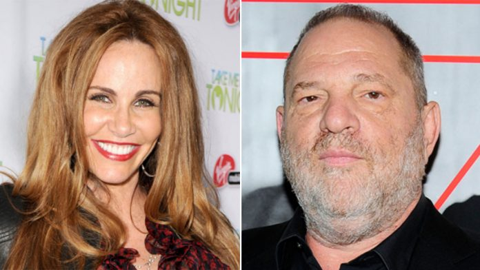 Tawny Kitaen opened up about dating Harvey Weinstein weeks before her death