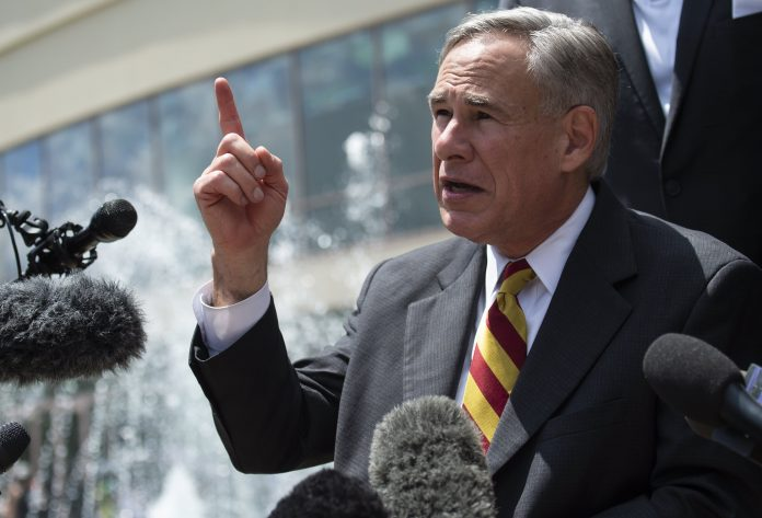 Texas Gov. Abbott threatens to fine cities and local officials if they impose mask mandates