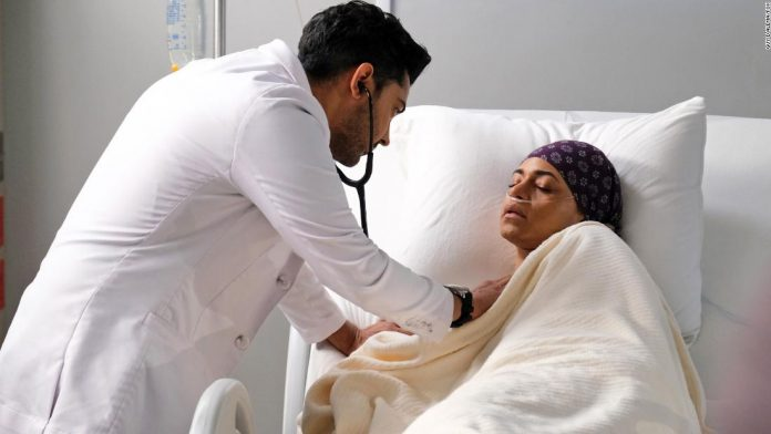 'The Resident' is tackling real-world medical issues