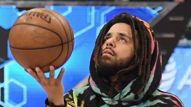 US rapper J Cole set to play in Basketball Africa League